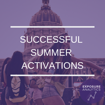 successful summer activations